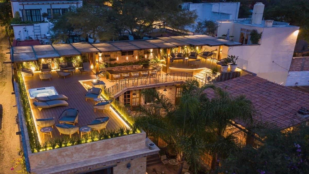 Hotel Mansión San Miguel. Foto: Archivo