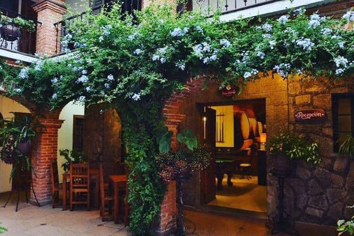 Hotel la Casa del Vino. Foto: Hotel Casa del Vino