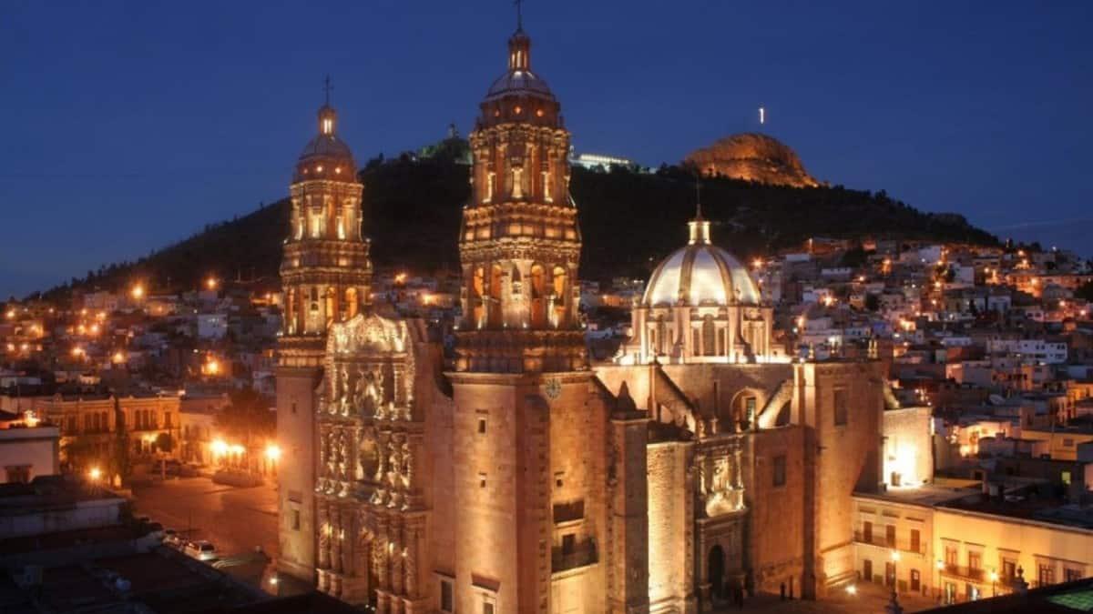 Iglesias de Zacatecas Foto líder empresarial