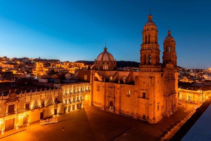 Iglesia de Zacatecas Foto: Dos and Travel