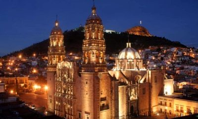 Iglesias de Zacatecas. Foto líder empresarial