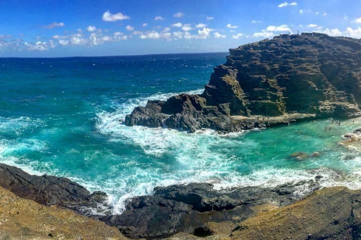 Conoce la isla Oahu. Foto: El Cheech