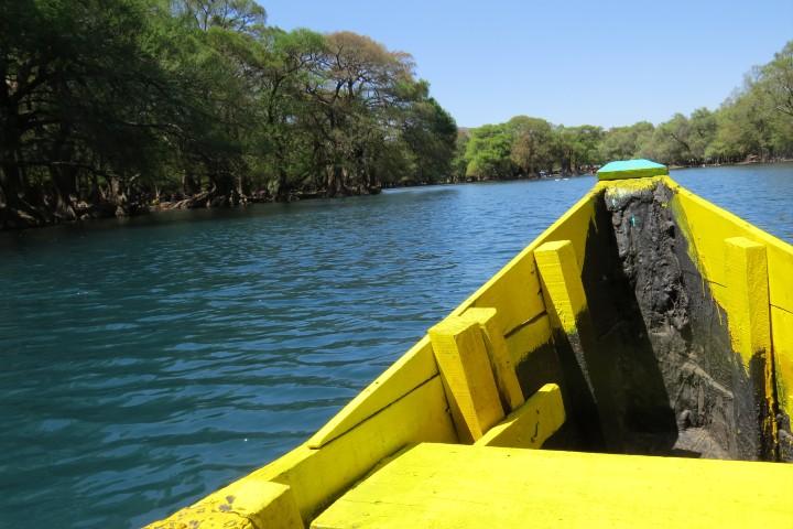 Isla Yunuén en Michoacán. Foto PxHere