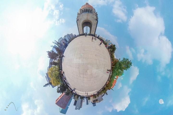 La CDMX tiene bastantes lugares, museos o plazas que esperan a que los visites. Foto: Pax Delgado