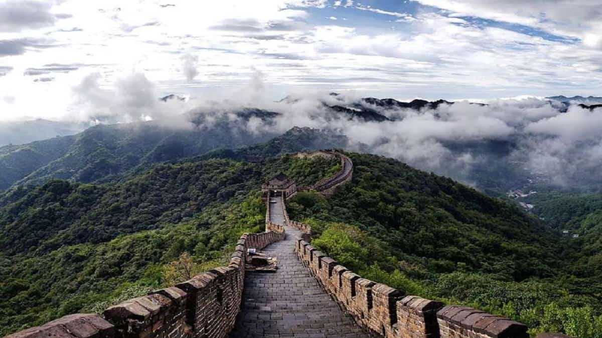La Gran Muralla China Foto armadilloamarillo