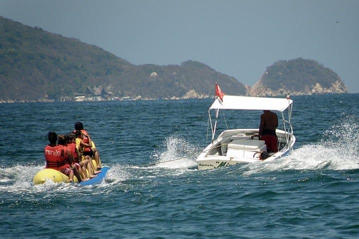 """La campaña """"Mamá, estoy en Acapulco """", busca que los jóvenes visiten éste paradisíaco lugar. Foto: Eduardo Francisco Vázquez"""