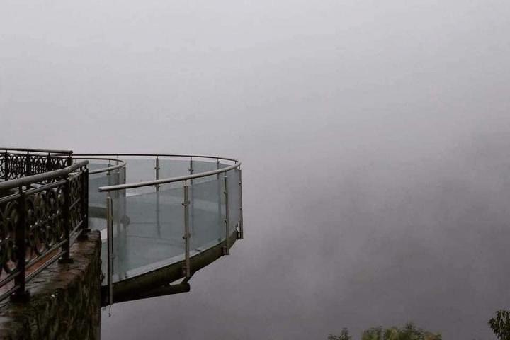 La neblina en Zacatlán es impresionante. Foto: Cabañas Xic Xanac | Facebook