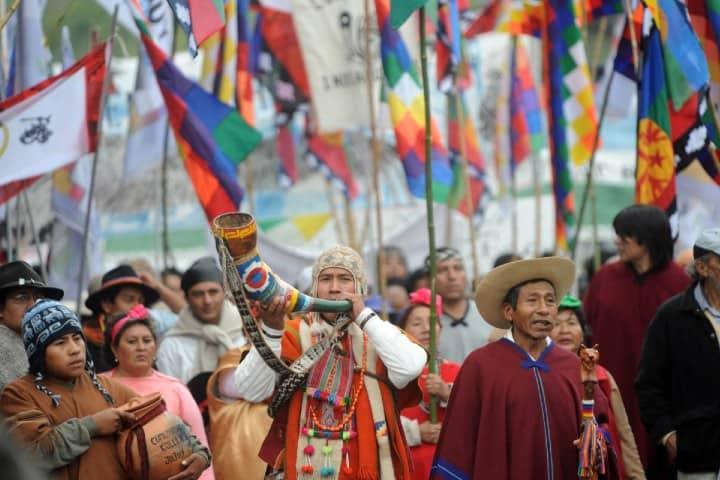 La riqueza de los pueblos indígenas en fotos. Foto: Iván Lanegra