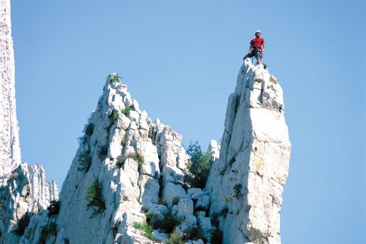 La vista que tengas al llegar a la cima del Nido de los Aguiluchos ¡No tiene comparación! Foto: Archivo