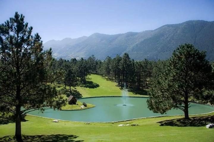 Lago Campo de Golf Foto: Bosques de Monterreal