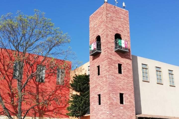 Las instalaciones - Foto Luis Juárez J