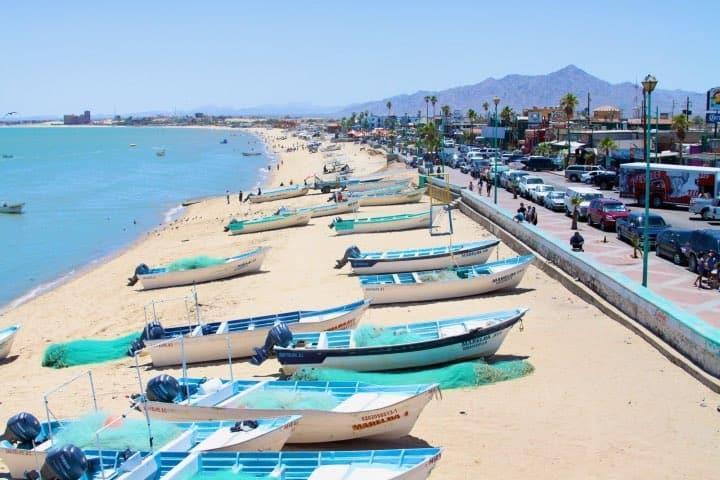 Las playas de San Felipe son tendencia en cuanto a playas mexicanas. Foto: Pinterest