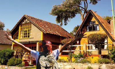 Llegar a las cabañas de Real del Monte será una gran experiencia. Foto: Villa Alpina | Facebook