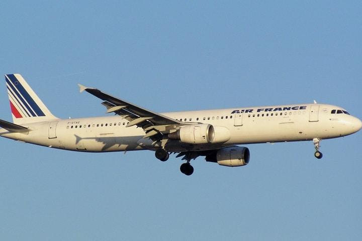 Los aviones de Air France buscan la mejor experiencia para sus usuarios. Foto: LV Aircraft Photography