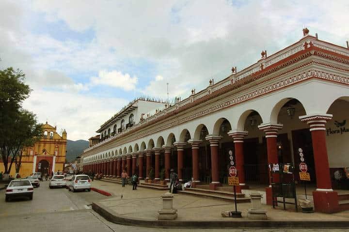 San Cristobal de las Casas, sede de la Posada del Abuelito. Foto: 11Ricko