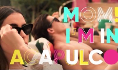 Mamá, estoy en Acapulco, campaña turística. Foto: Archivo