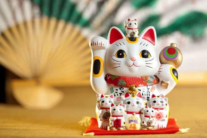 Maneki-Neko Foto: Muy Japonés