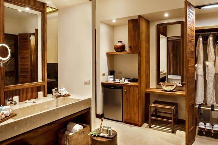 Las habitaciones del hotel son un lujo. Foto: Matlali Resort & Spa | Facebook