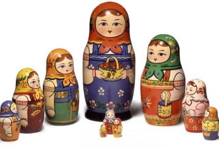 La muñecas campesinas Foto: Sadko-shop.ru