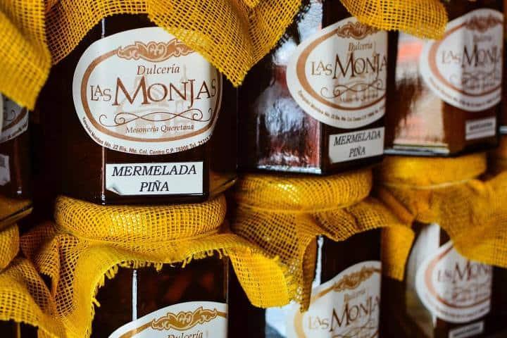 Mermeladas Foto: Las Monjas Clarisas | Facebook
