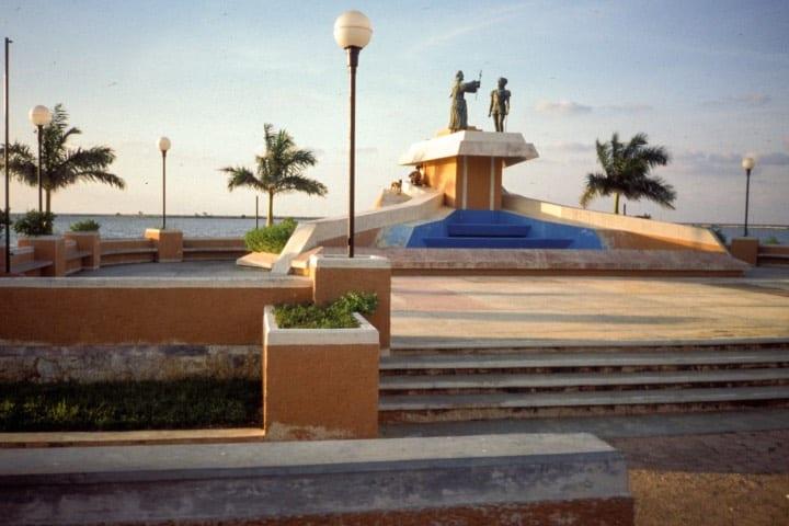 Mi viaje a Campeche queda en la memoria ¡Por siempre! Foto: Yves Coyet