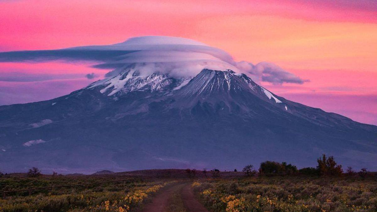 Monte Shasta en California. Foto: Niaz Uddin