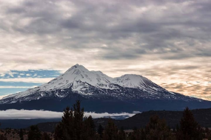 Monte Shasta. Foto: Ancient Origins