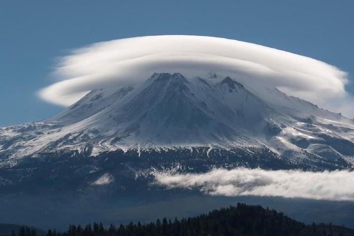 Sé el Monte Shasta es espiritual. Foto: Archivo