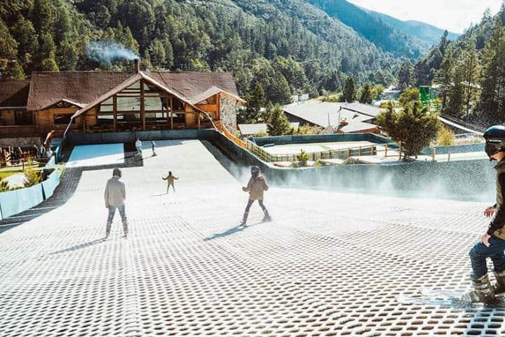 Monterreal Pista de Esquí Foto: SECTUR