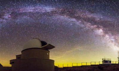 Parque Astronómico Montsec. Foto: Jorge Instal-lacions