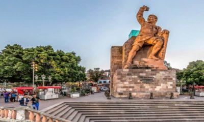 Monumento al pipila Foto: Mi México 360