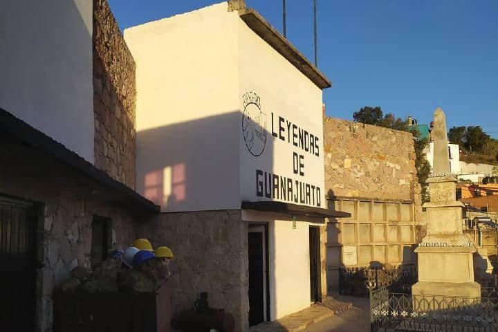Museo Casa de las Leyendas de Guanajuato Foto: Tripadvisor