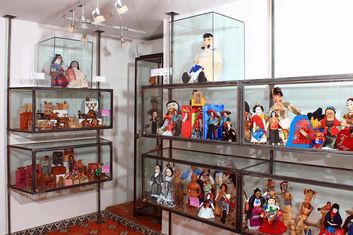 ¿Cuántos juguetes crees que tenga el museo? Foto: Sistema de Información de Cultura
