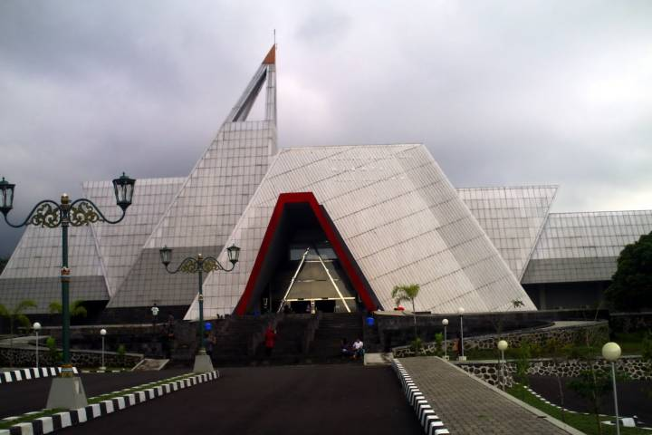 Museo Monte Merapi Foto Justgola