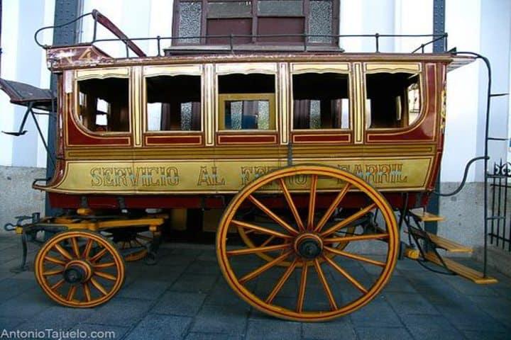 Museo de ferrocarril en San Luis Potosí. Ferrocarril. Imagen. VisitMéxico, Antonio Tajuelo