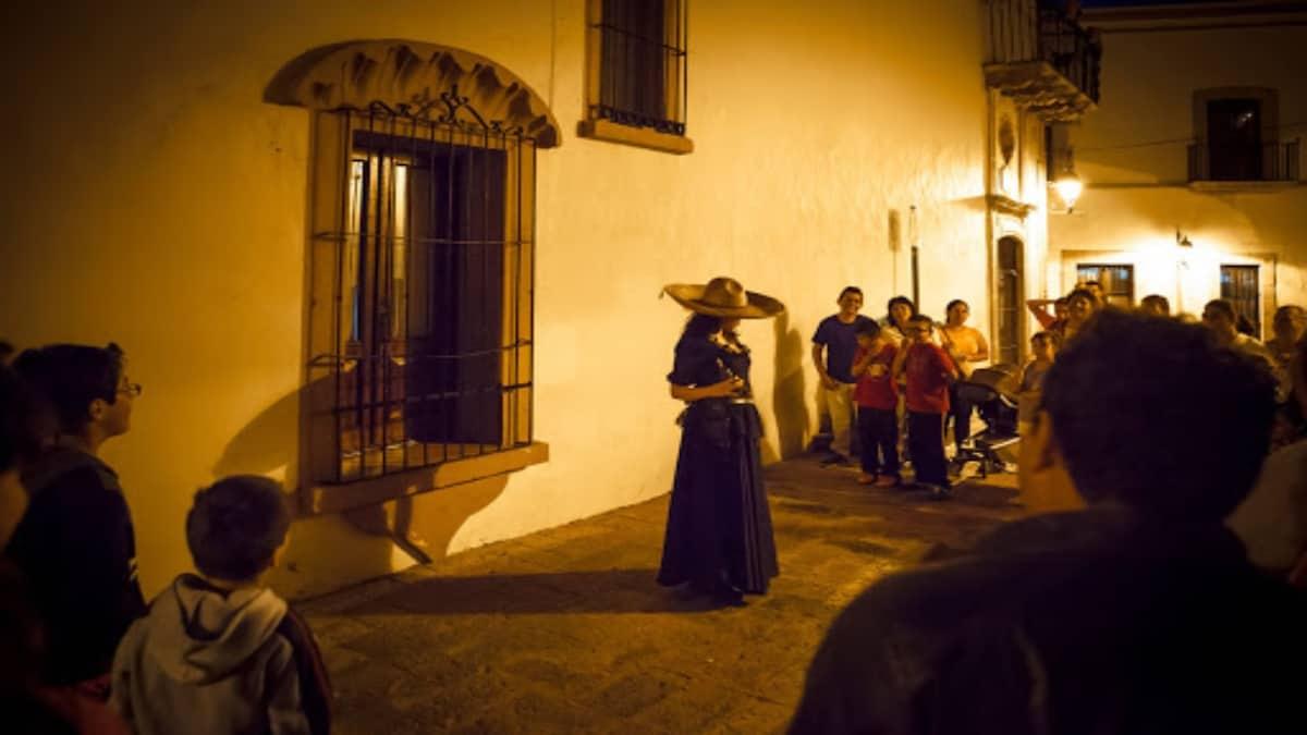 Noches de Leyenda en Querétaro. Foto: Archivo