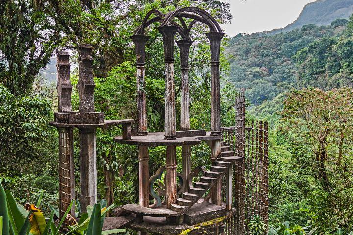 Palacio de Bambú Foto: Archivo