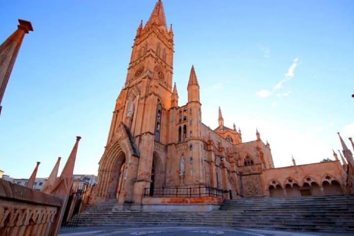 Parroquia de Nuestra Señora de Fátima Foto: Turimexico