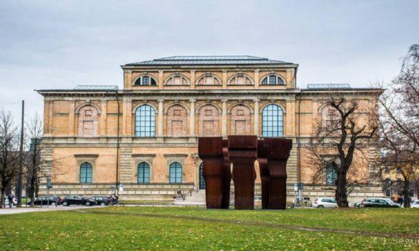El tiempo ha sido gentil con la Pinacoteca, sigue estando como el primer día. Foto: Jorge Segura