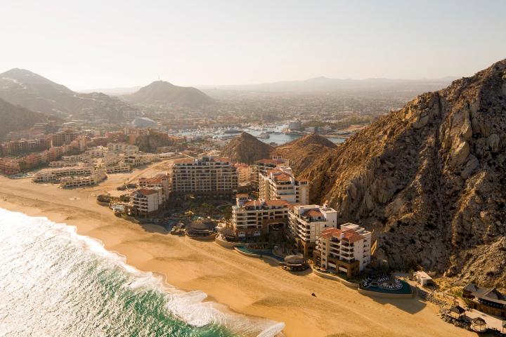 Playa Grande, toma aérea. Foto: Archivo