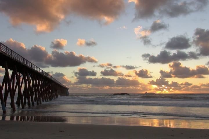 Playa de Rosarito, Baja California. Foto: Archivo