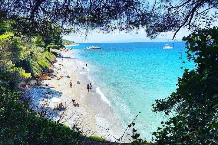 Playa de Skopelos. Foto: skopelos_island