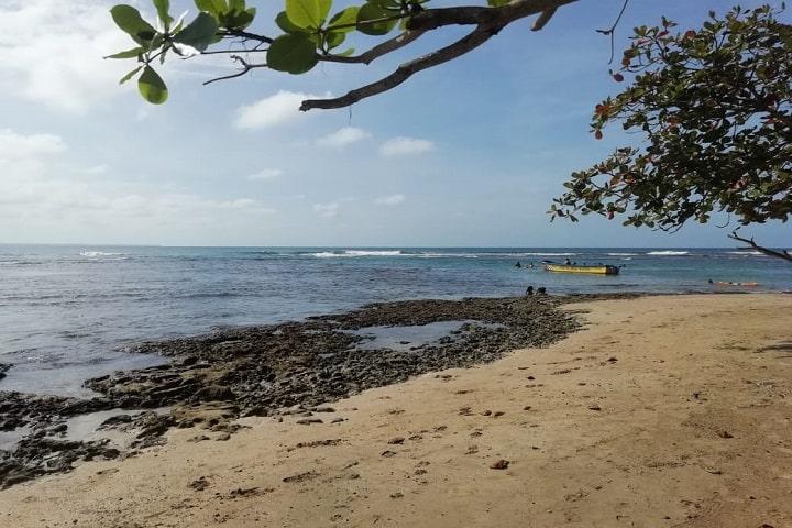 Playa Puerto Viejo Foto: Axel Peralta