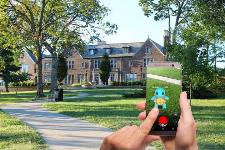 Pokemon Go en hoteles