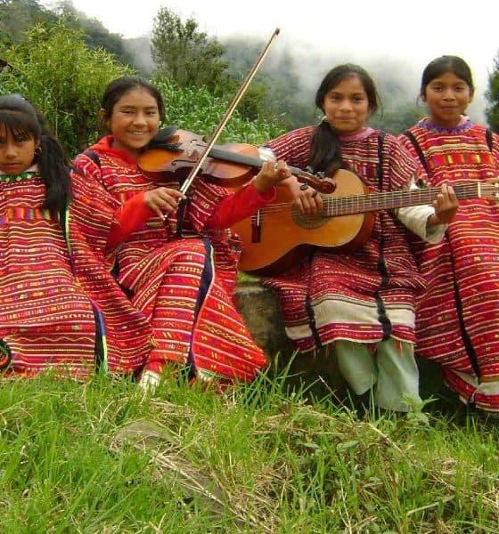 Pueblos indigenas. Foto: Archivo