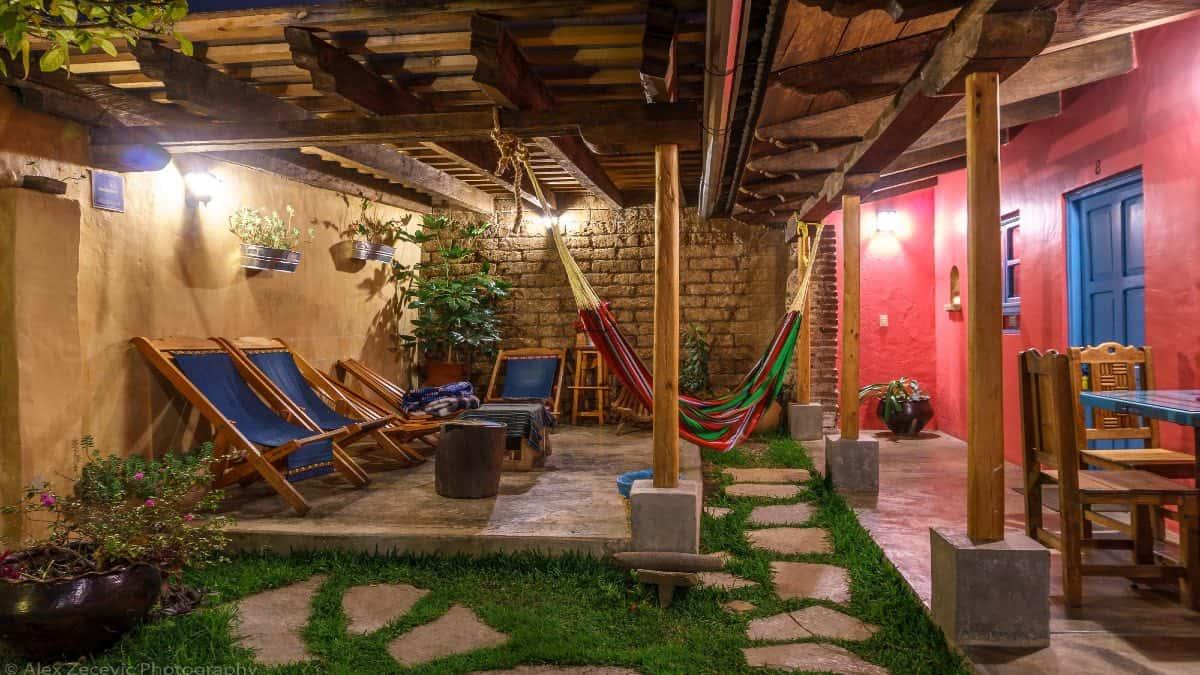 Posada del Abuelito. Foto: Airbnb
