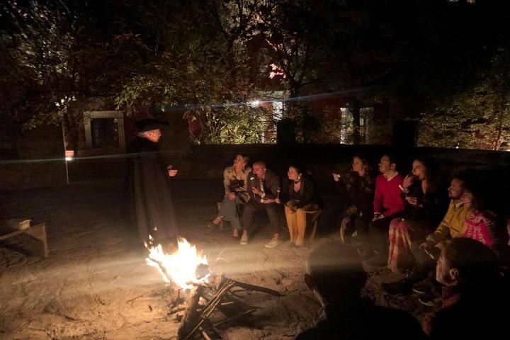 """En las Noches de Leyenda podrás sentir la """"piel chinita"""" del miedo. Foto: Noches de Leyenda"""
