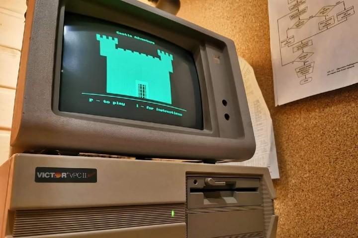 Una reliquia de los videojuegos Foto: Computerspiele Museum| Facebook