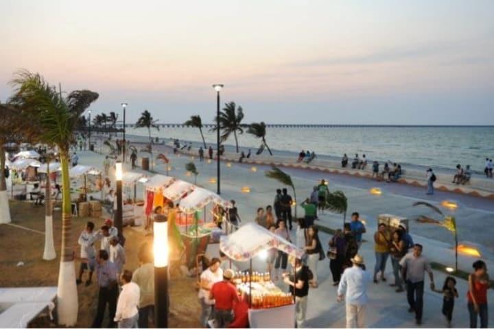 Progreso Yucatán Foto El Souvenir