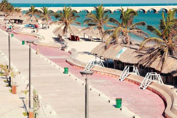 Puerto Progreso Foto: Go Placelt